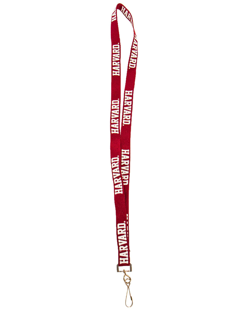 Official Harvard University Lanyard
