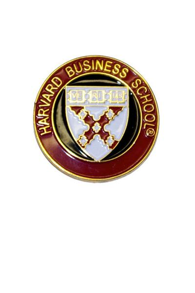 Harvard Business School Pin