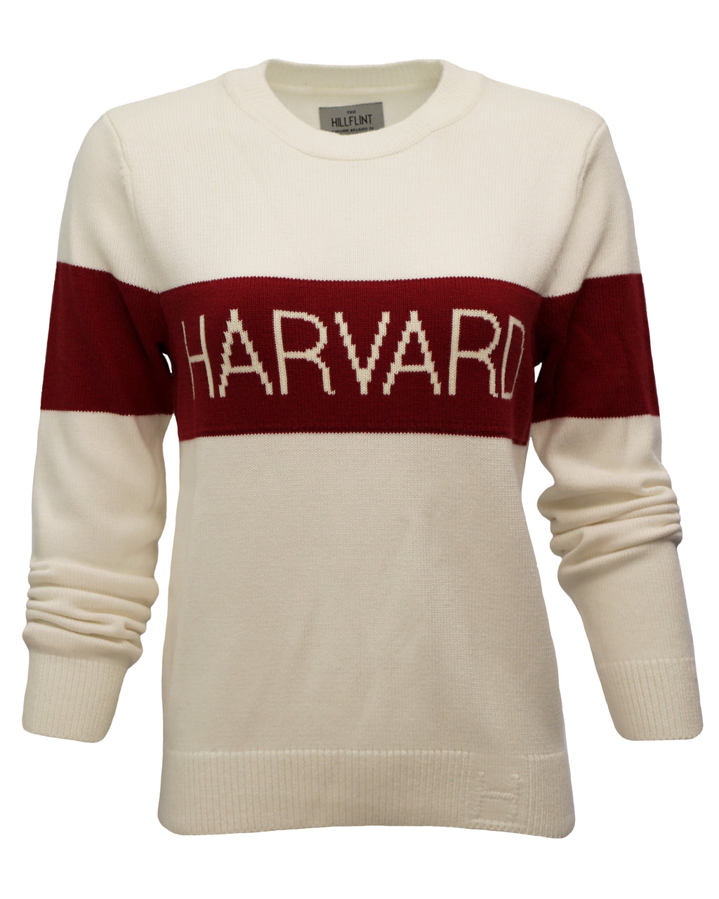 Ladies Retro Stripe Sweater