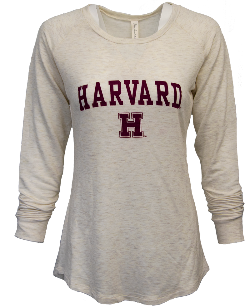 Ladies' Harvard Scoop Crew