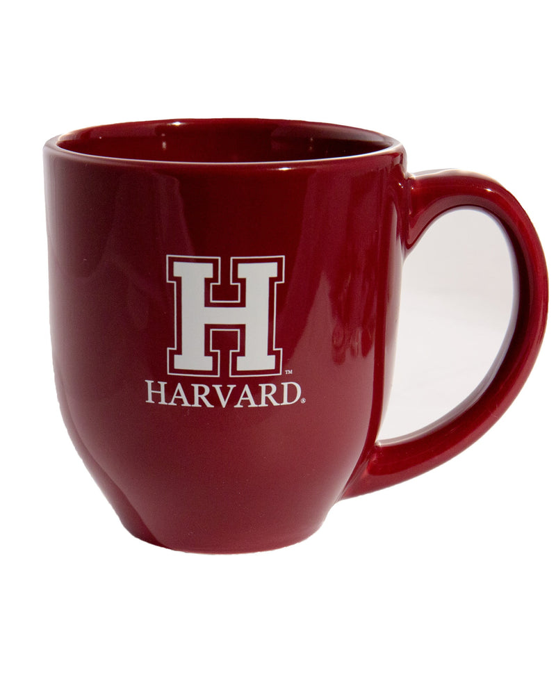 The Red Harvard Mug