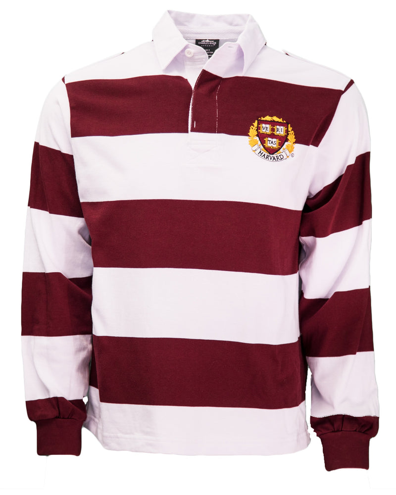 Harvard Rugby Shirt