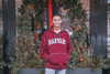Harvard Athletic Hoodie