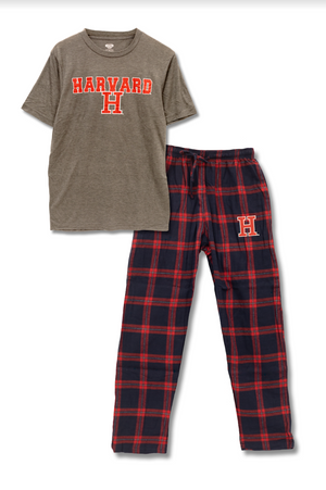 Harvard Mens Pajama Set