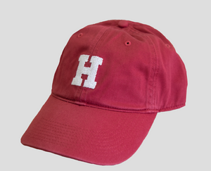 Harvard Stitched Hat