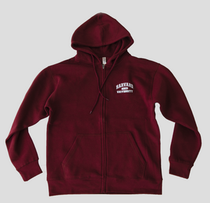 Harvard Full-Zip Jacket