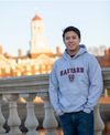 Harvard Hooded Crest Sweatshirt