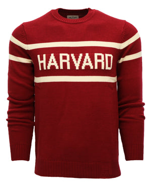 Harvard Stadium Sweater