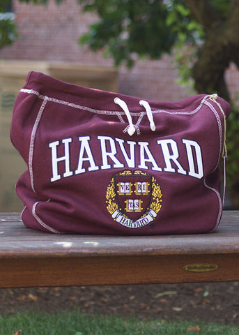 Harvard Sweatshirt Tote Bag