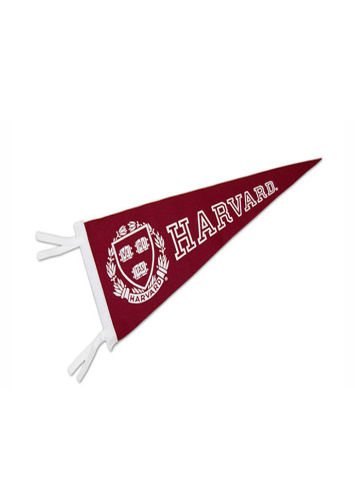 Large Harvard Pennant The Harvard Shop