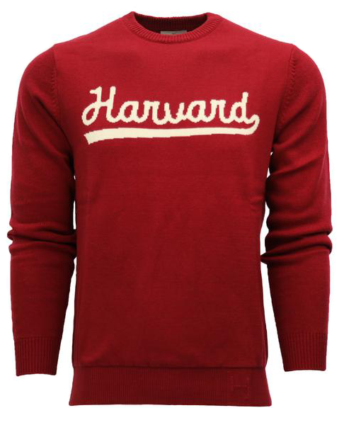 Harvard Varsity Sweater