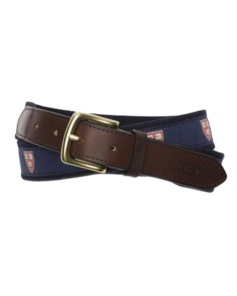 Vineyard Vines Harvard Belt