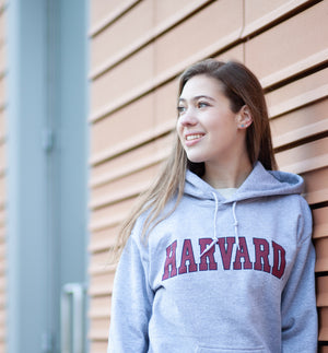 Harvard Hooded Arc Sweatshirt
