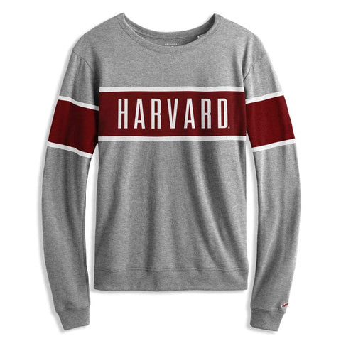 Harvard Hooded Crest Sweatshirt The Harvard Shop