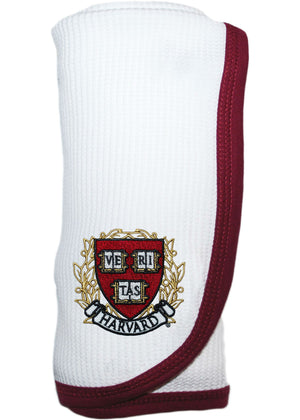 Harvard Crest Children's Thermal Blanket