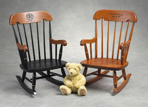 Official Harvard Youth Rocking Chair