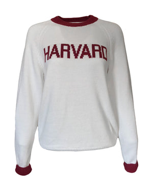 Harvard Contrast Sweater