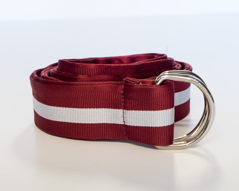 Harvard Fabric Belt