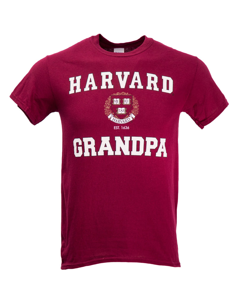 Harvard Grandpa T-Shirt