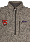 Harvard Men's 1/4-zip Shield Patagonia