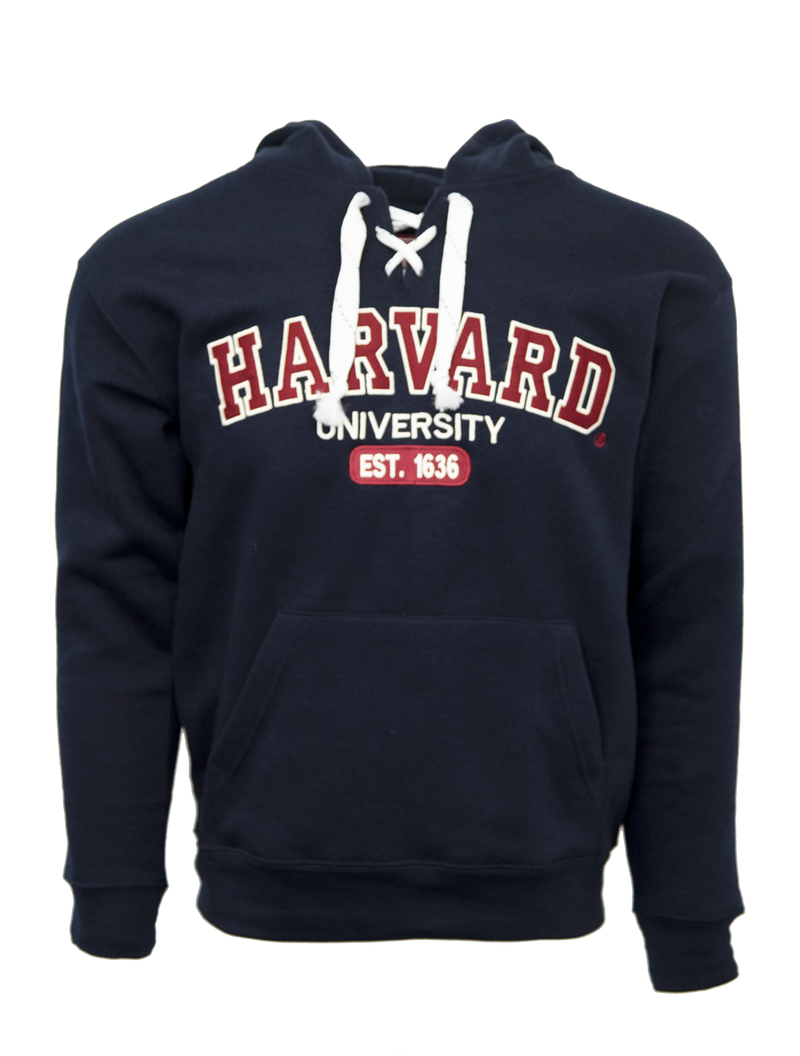 Harvard Hockey Hood / Navy