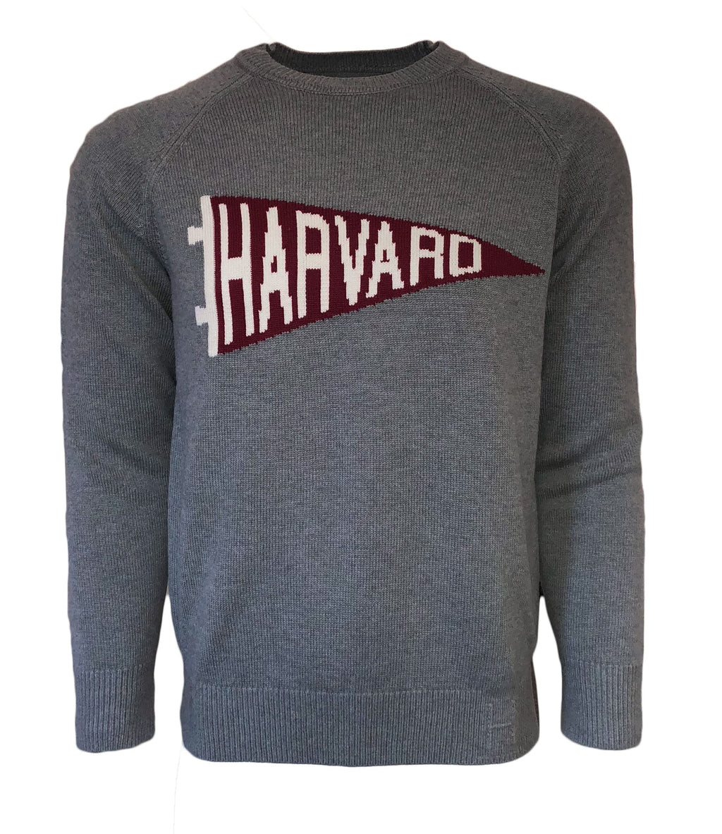 Harvard Pennant Sweater