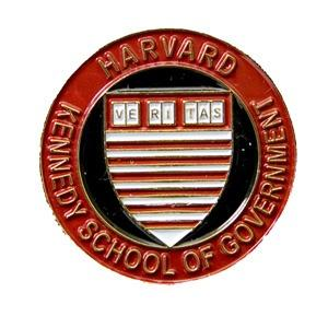 Harvard Kennedy School Pin