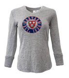Harvard Ladies Knit Reprise Top