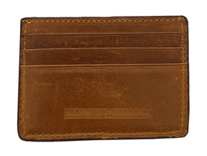 Harvard Hand-Stitched Card Wallet