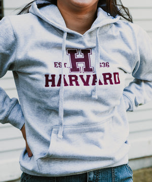 Harvard Ladies' Spirit Hood