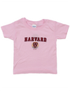 Toddler Harvard Crest T-shirt