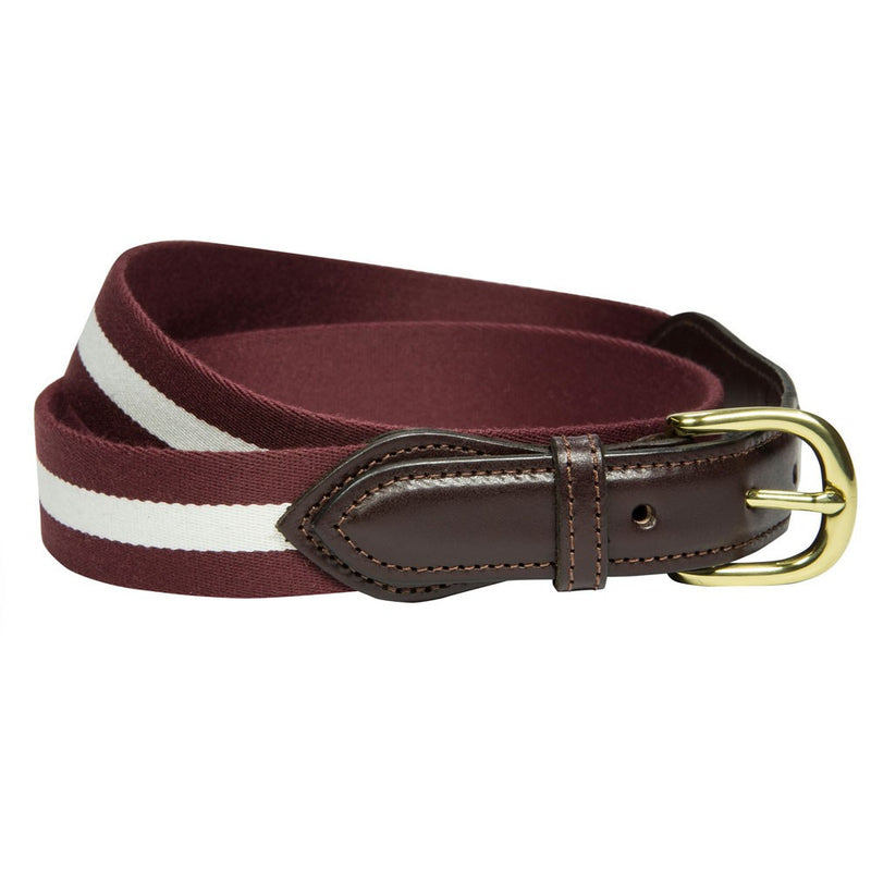 Harvard Canvas Belt