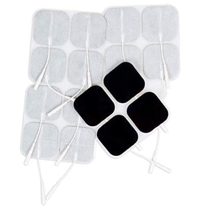 "TENS 7000 Electrode Pads - 16 Pack - 2"" x 2"" Replacement Pads - TENS 7000"