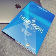 WHAT YOU COULD LEARN FROM BARBRA MINTO'S THE PYRAMID PRINCIPLE
