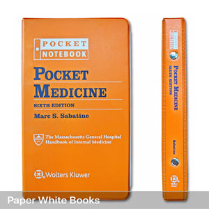 Pocket Medicine: The Massachusetts General Hospital Handbook of Internal Medicine