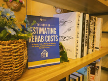 Load image into Gallery viewer, The Book on Estimating Rehab Costs: The Investor's Guide to Defining Your Renovation Plan, Building Your Budget, and Knowing Exactly How Much It All Costs