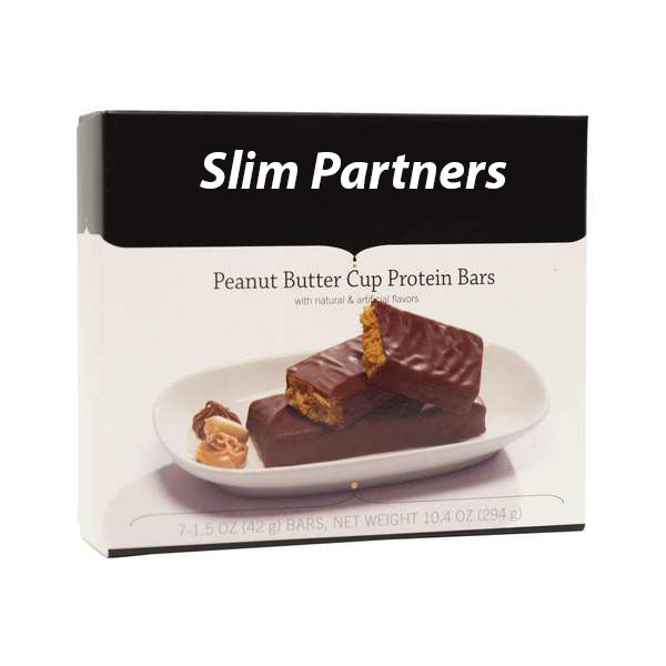 Slim Partners Protein Bars, Peanut Butter Cup