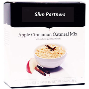 High Protein Oatmeal, Apple Cinnamon (6/Box)