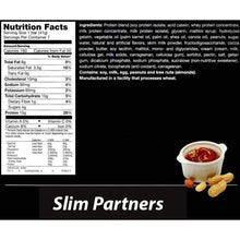 Load image into Gallery viewer, Slim Partners Protein Bars, Caramel Nut (Case)