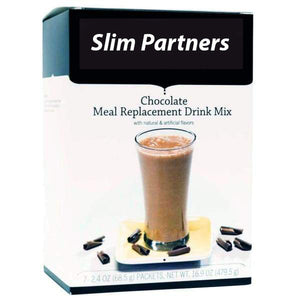 Double Protein Meal Replacement Shake, Chocolate (7/Box)