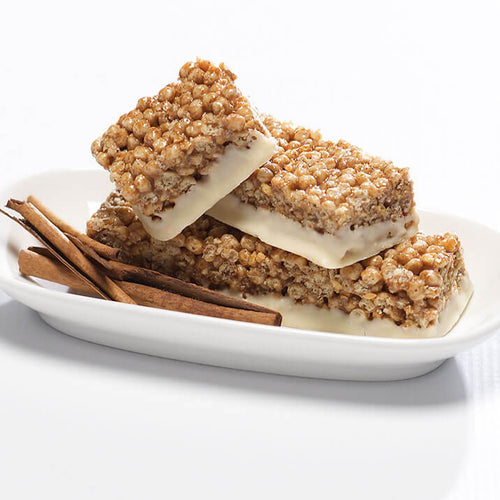 Slim Partners Protein Bars, Crispy Cinnamon