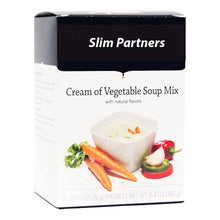 Load image into Gallery viewer, High Protein Soup, Cream of Vegetable (7/Box)