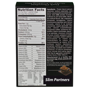 Meal Replacement Protein Shake / Pudding, Double Chocolate (7/Box)