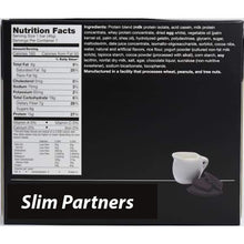 Load image into Gallery viewer, Slim Partners Protein Bars, Cookies & Cream (Case)