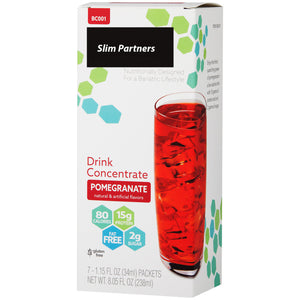 Protein Diet Liquid Fruit Drink, Pomegranate (7/BOX)