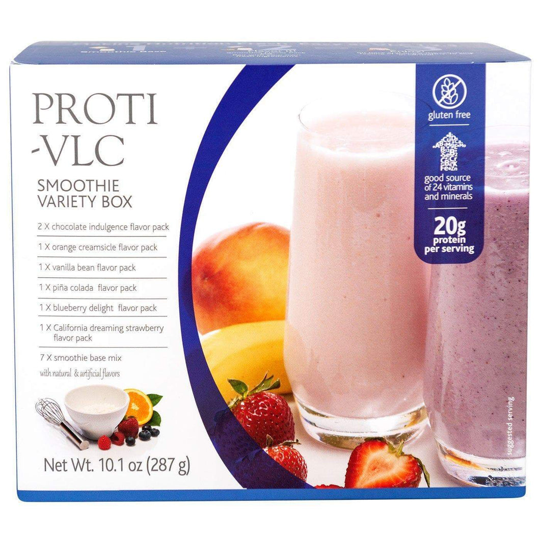 High Protein Diet Smoothie - Variety Pack (7/Box)