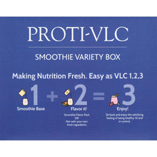 Load image into Gallery viewer, High Protein Diet Smoothie - Variety Pack (7/Box)