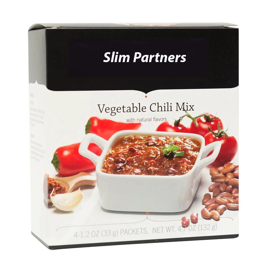 High Protein Vegetable Chili (4/Box)