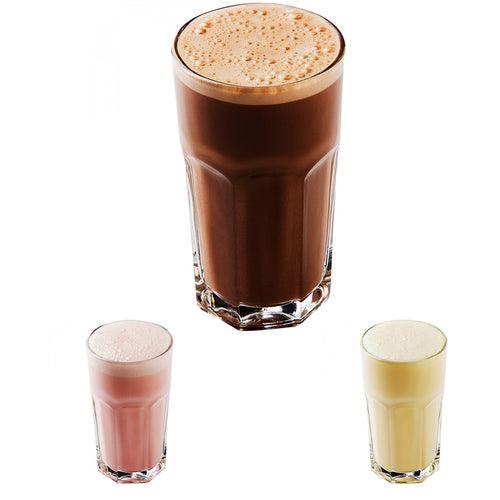 Samples of Protein Shakes