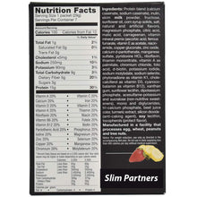 Load image into Gallery viewer, Meal Replacement Protein Shake / Pudding, Strawberry Banana (7/Box)